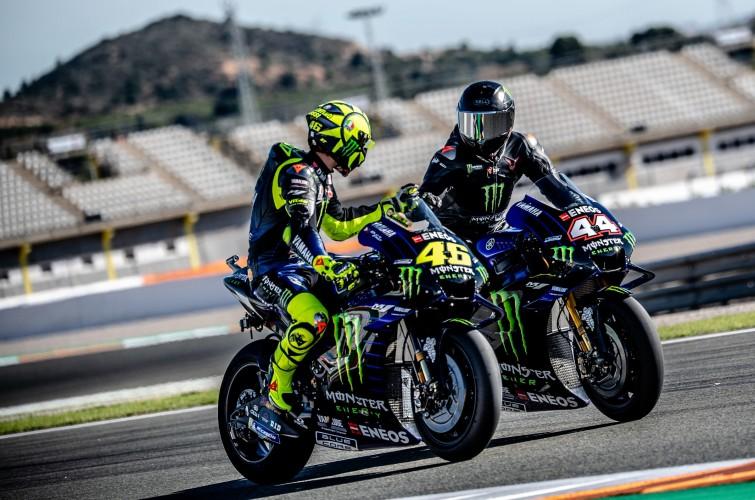 Hamilton & Rossi swap machinery in Valencia, Spain