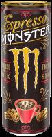 Espresso Monster - Espresso z mlekiem
