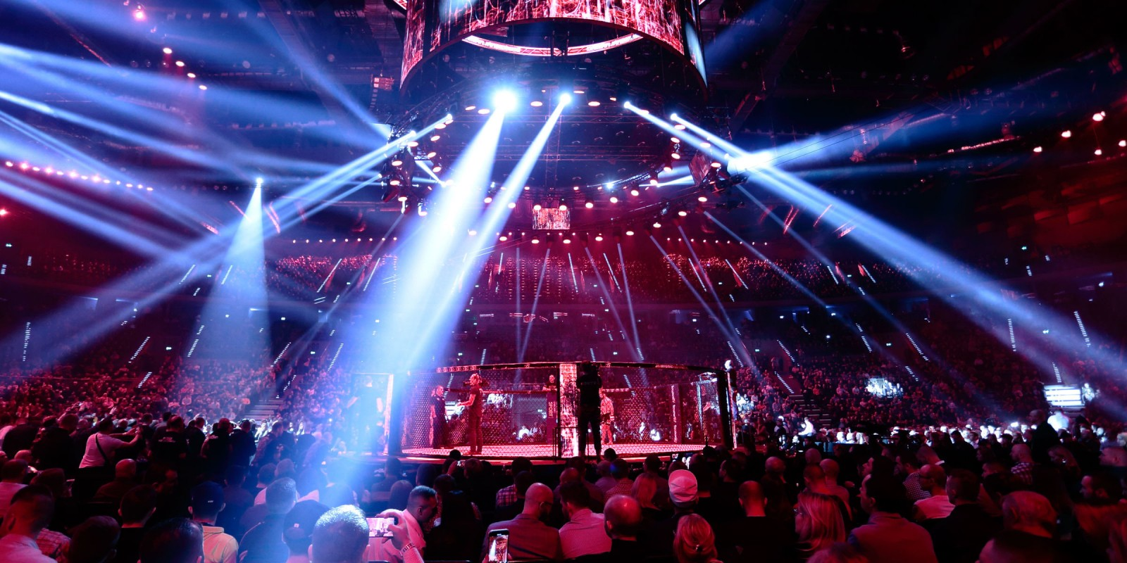 Images from KSW 52 in Gliwice, Poland.