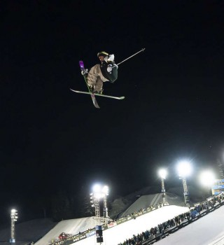 Images from the 2020 Winter X Games Big Air Event in Aspen Colorado